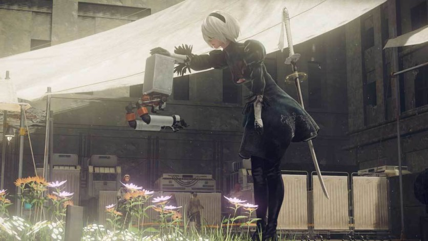 Screenshot 6 - NieR: Automata