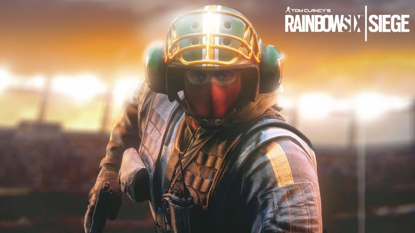 Screenshot 1 - Tom Clancy's Rainbow Six Siege –  Bandit Football Helmet
