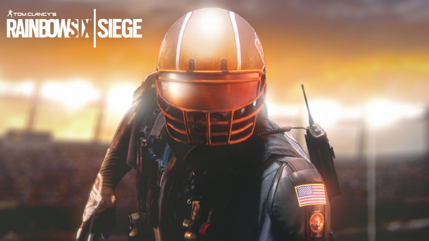Screenshot 1 - Tom Clancy's Rainbow Six - SIEGE: Castle Football Helmet