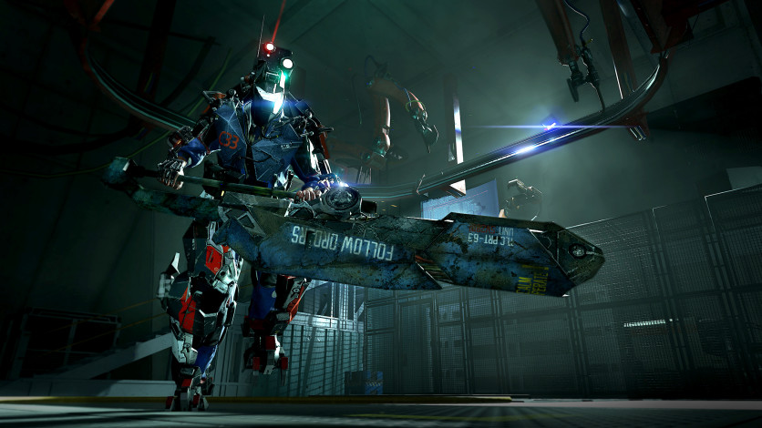 Screenshot 6 - The Surge