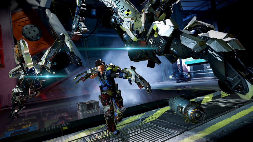 Screenshot 2 - The Surge