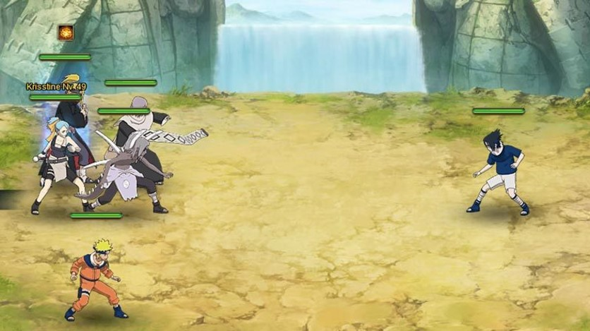 Screenshot 2 - Naruto Online