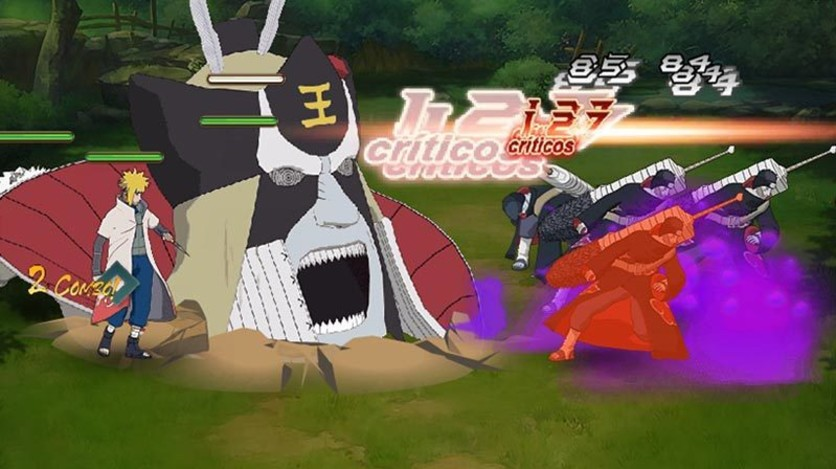 Screenshot 4 - Naruto Online
