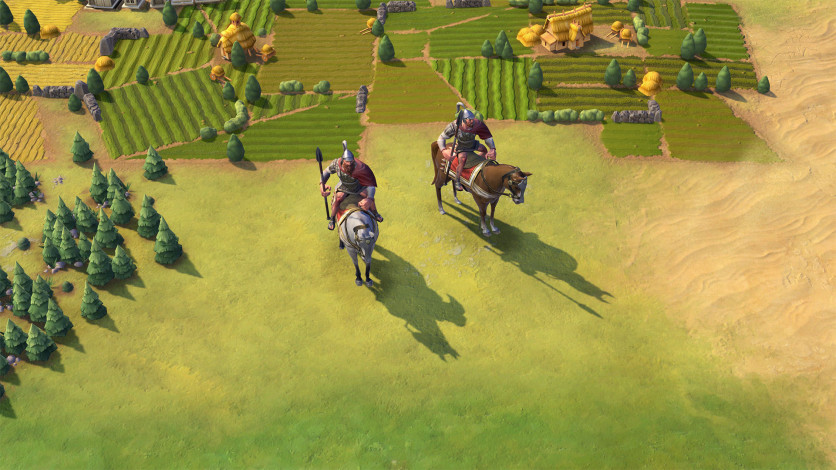 Screenshot 9 - Sid Meier's Civilization VI - Persia and Macedon Civilization & Scenario Pack