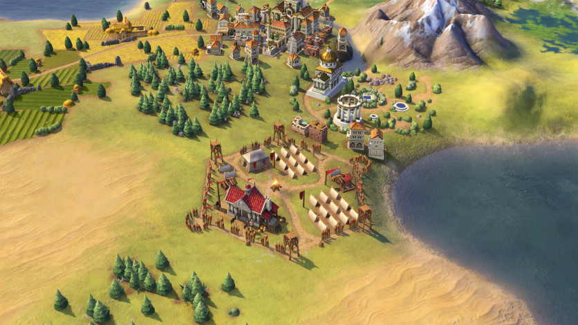 Screenshot 8 - Sid Meier's Civilization VI - Persia and Macedon Civilization & Scenario Pack