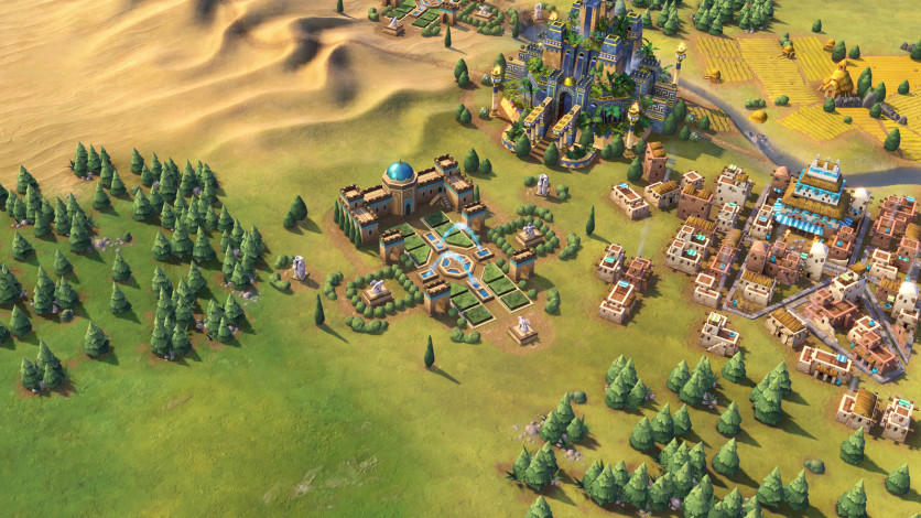 Screenshot 4 - Sid Meier's Civilization VI - Persia and Macedon Civilization & Scenario Pack