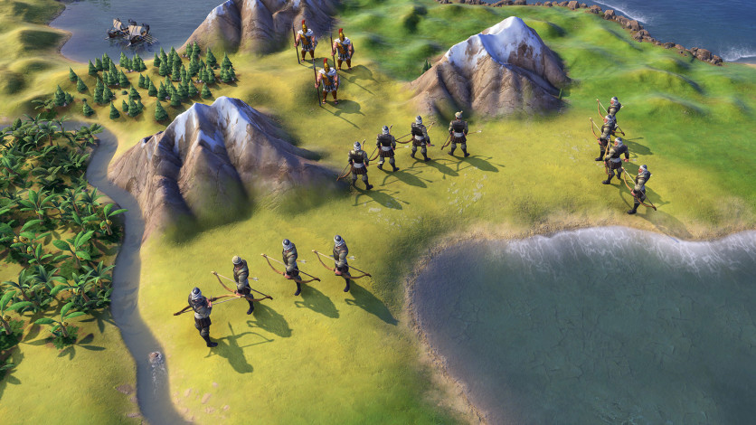 Screenshot 5 - Sid Meier's Civilization VI - Persia and Macedon Civilization & Scenario Pack