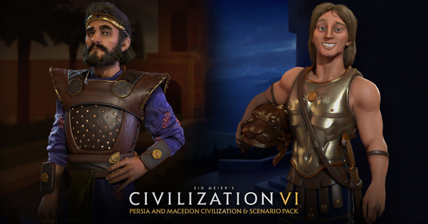 Screenshot 3 - Sid Meier's Civilization VI - Persia and Macedon Civilization & Scenario Pack