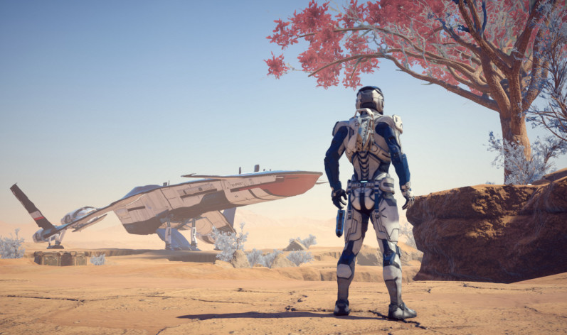 Screenshot 2 - Mass Effect Andromeda