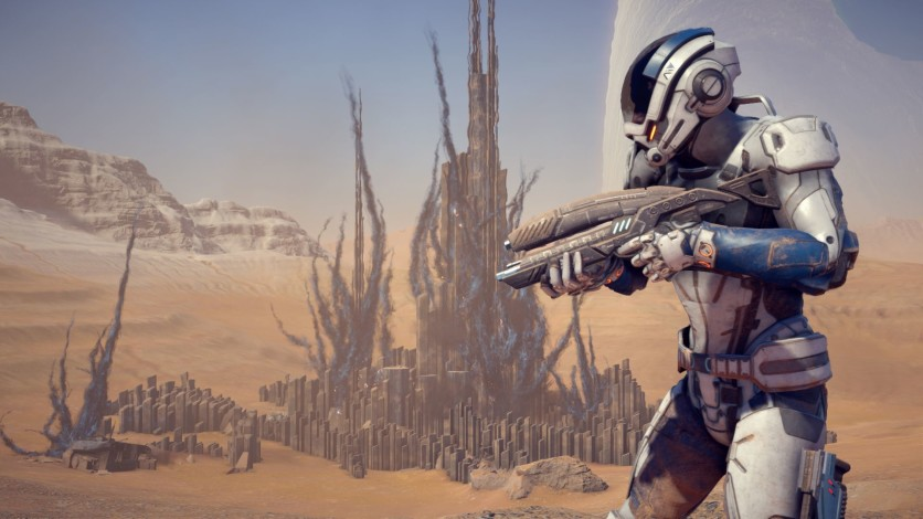 Screenshot 3 - Mass Effect Andromeda