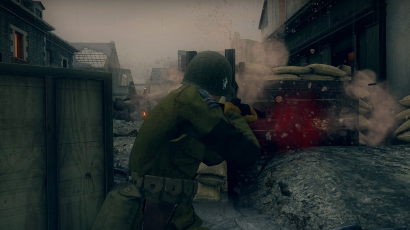 Screenshot 7 - Day of Infamy