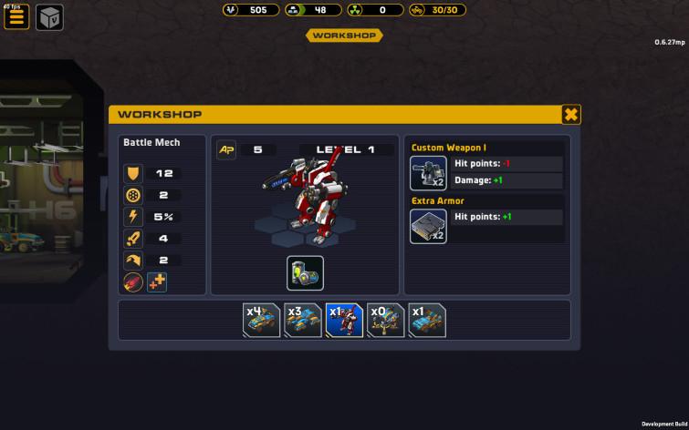 Screenshot 7 - Codex of Victory