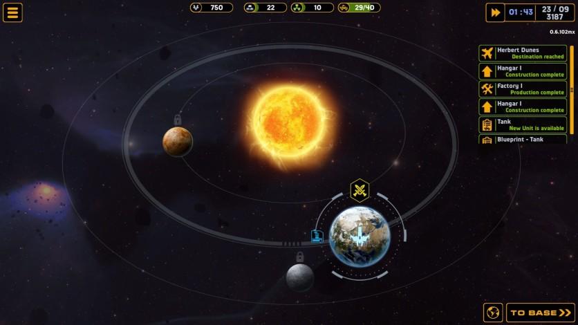 Screenshot 2 - Codex of Victory