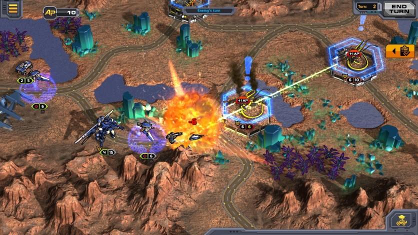 Screenshot 4 - Codex of Victory