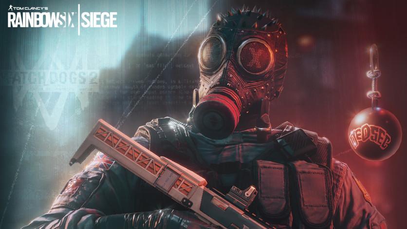 Screenshot 1 - Tom Clancy's Rainbow Six - SIEGE: Smoke Watch_Dogs 2 Set