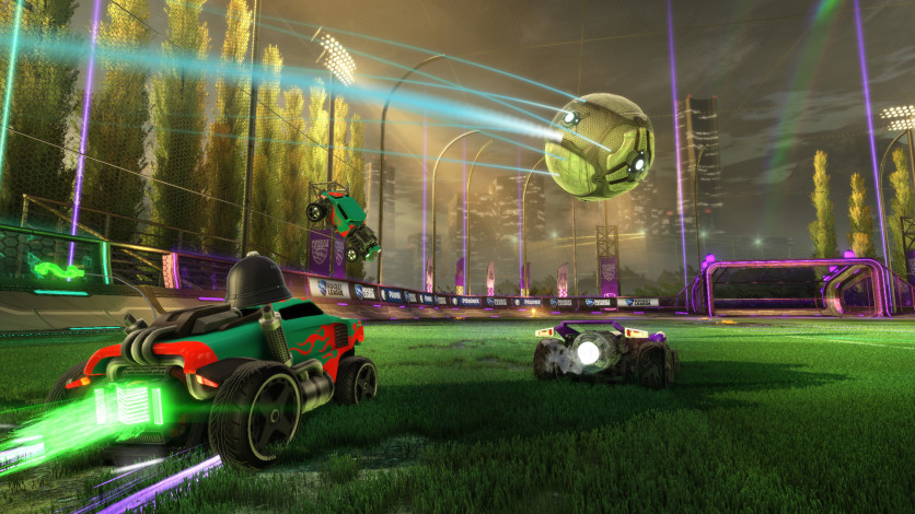 Screenshot 14 - Rocket League