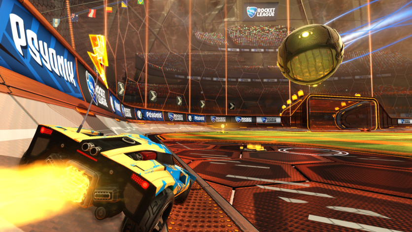 Screenshot 9 - Rocket League