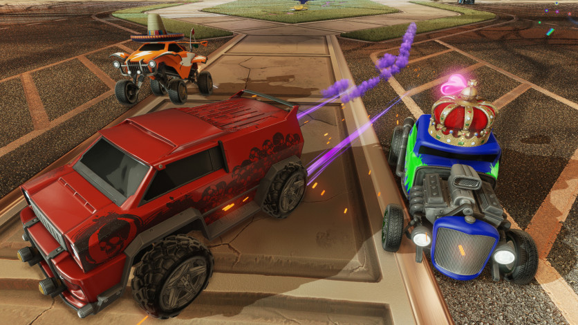 Screenshot 10 - Rocket League