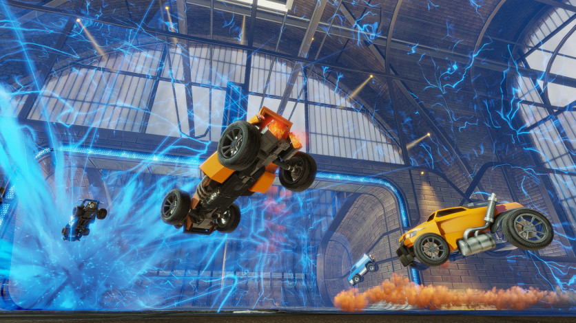 Screenshot 5 - Rocket League