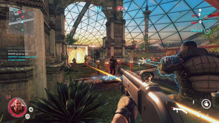 Screenshot 3 - Ballistic Overkill