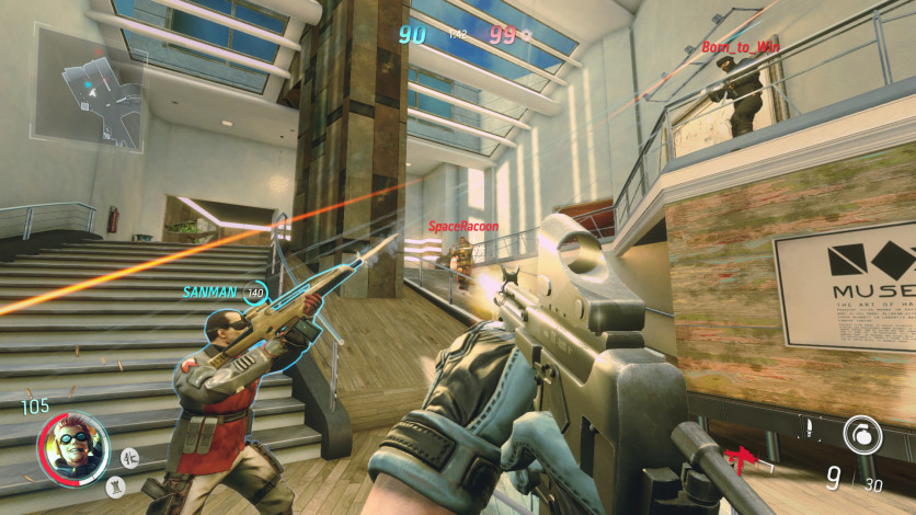 Screenshot 4 - Ballistic Overkill