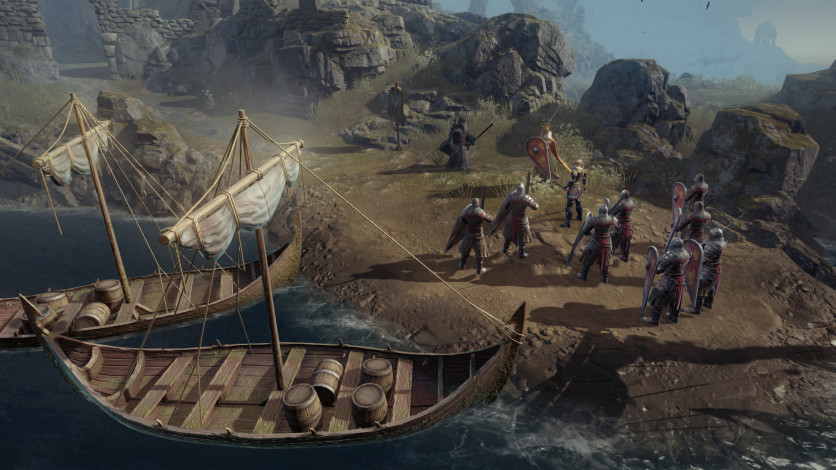 Screenshot 3 - Vikings - Wolves of Midgard