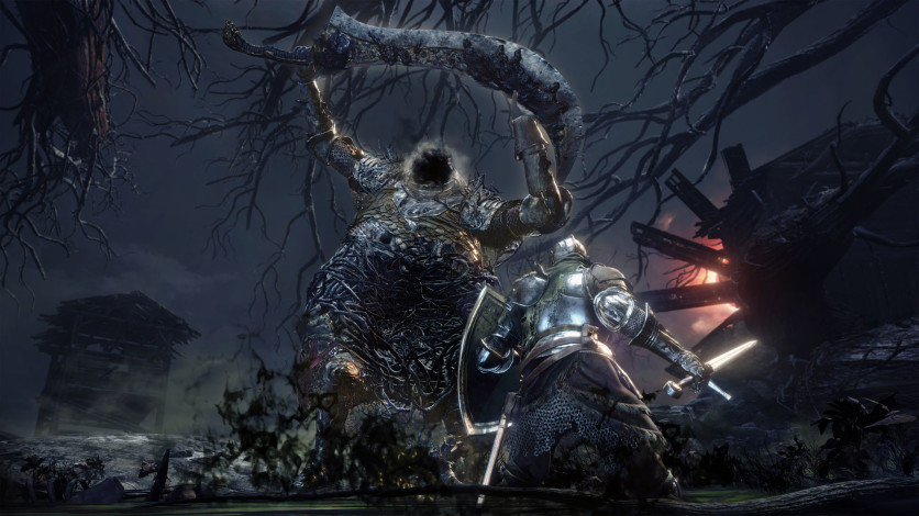 Screenshot 3 - Dark Souls III: Ringed City