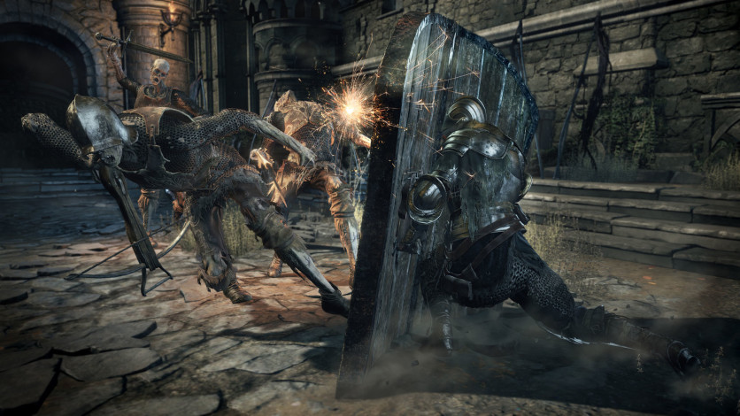 Screenshot 5 - Dark Souls III: Ringed City