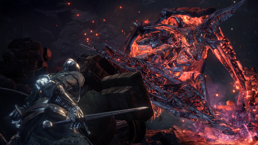 Screenshot 6 - Dark Souls III: Ringed City