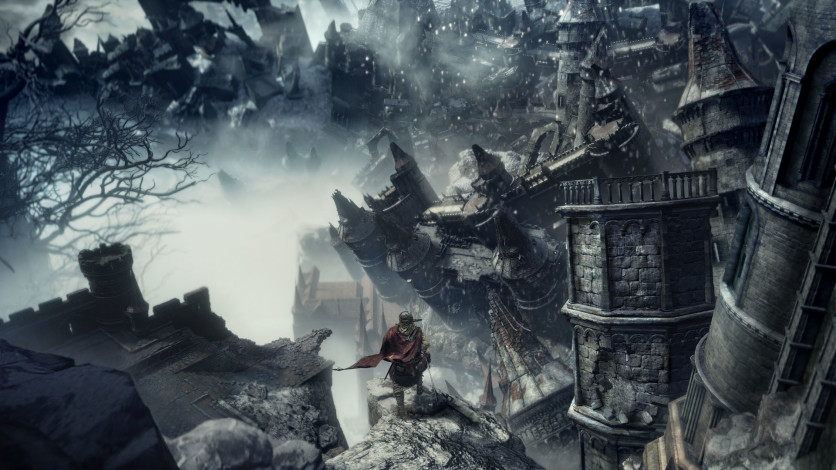 Screenshot 9 - Dark Souls III: Ringed City