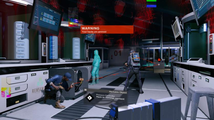 Screenshot 1 - Watch_Dogs 2 - Human Conditions