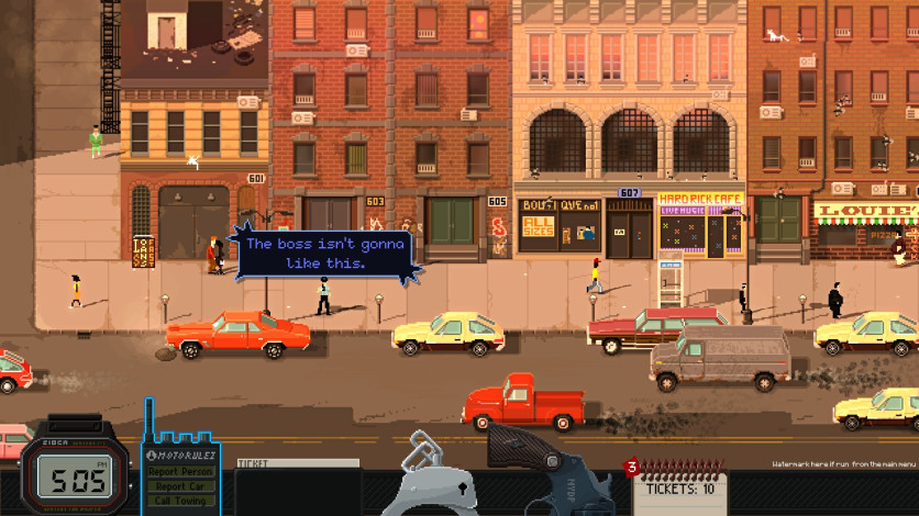 Screenshot 3 - Beat Cop
