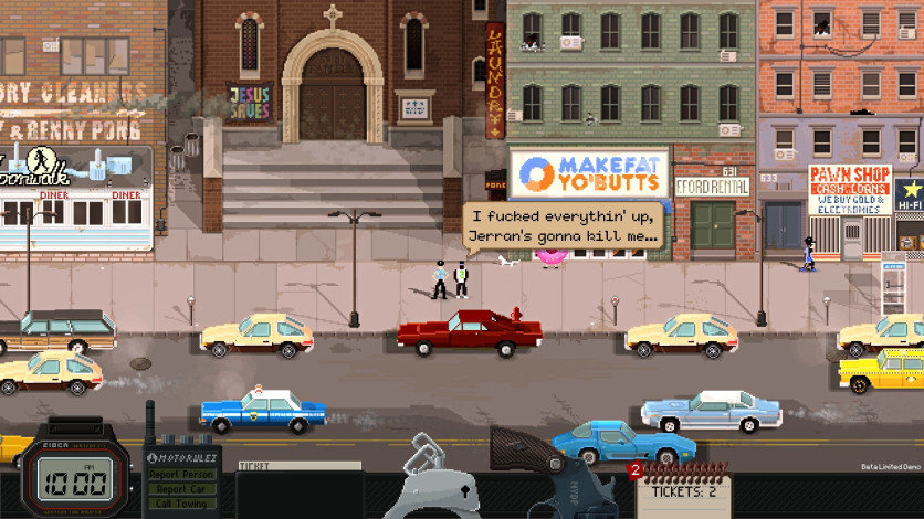 Screenshot 8 - Beat Cop