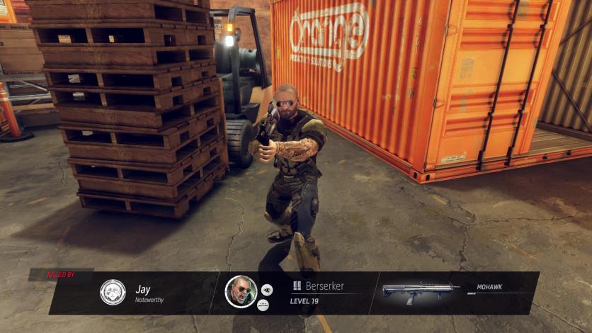 Screenshot 1 - Ballistic Overkill: Berserker Veteran