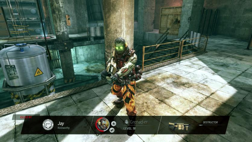 Screenshot 1 - Ballistic Overkill: Grenadier Zombie