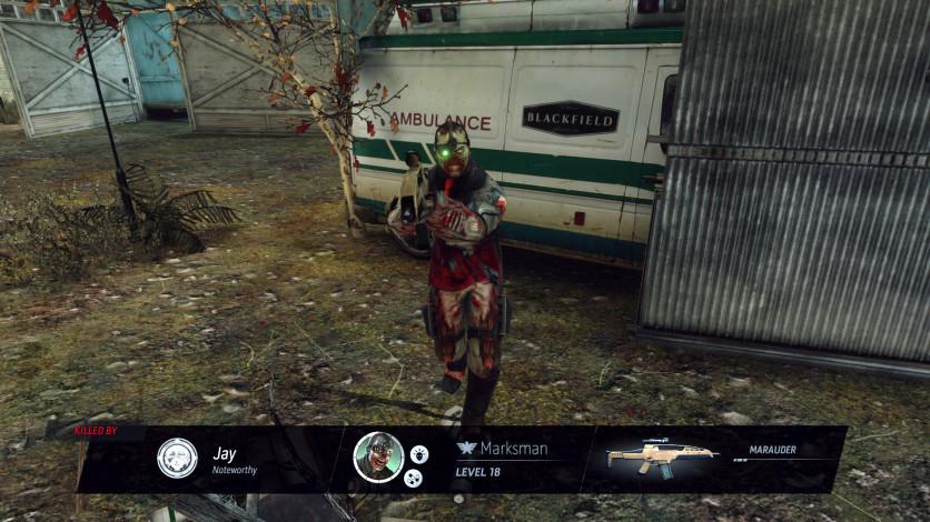 Screenshot 1 - Ballistic Overkill: Marksman Zombie