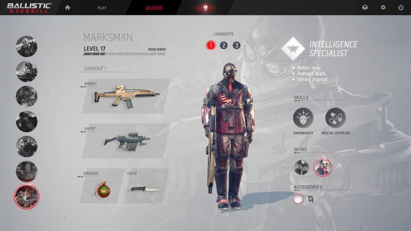 Screenshot 2 - Ballistic Overkill: Marksman Zombie