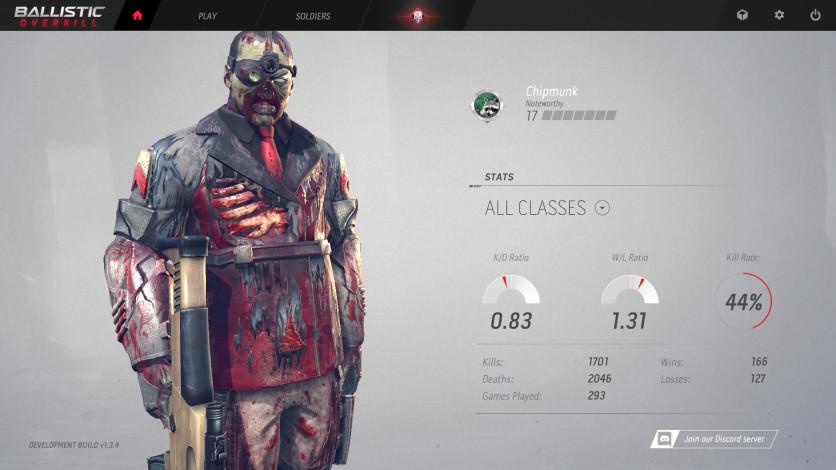 Screenshot 3 - Ballistic Overkill: Marksman Zombie