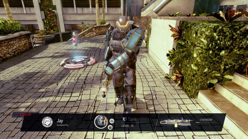 Screenshot 1 - Ballistic Overkill: Tank Elite