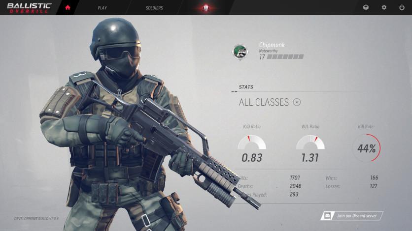 Screenshot 3 - Ballistic Overkill: Vanguard SpecOps