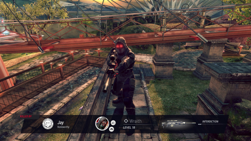 Screenshot 1 - Ballistic Overkill: Wraith Elite