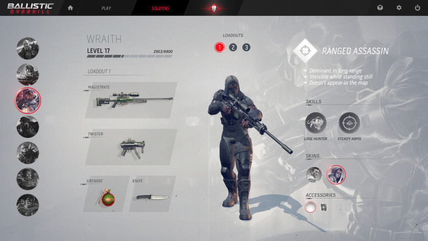 Screenshot 2 - Ballistic Overkill: Wraith Elite