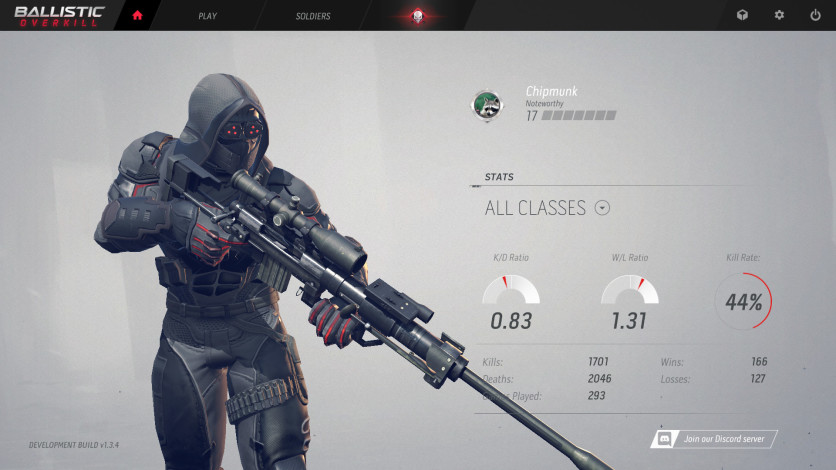Screenshot 3 - Ballistic Overkill: Wraith Elite