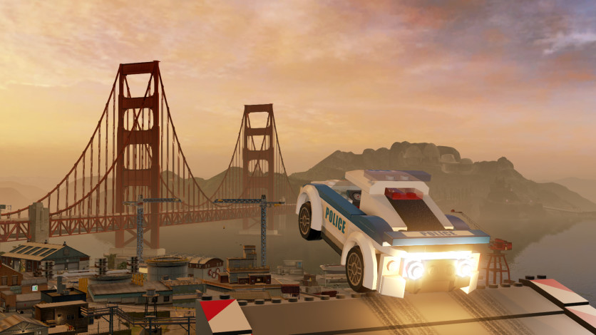Screenshot 4 - LEGO City Undercover