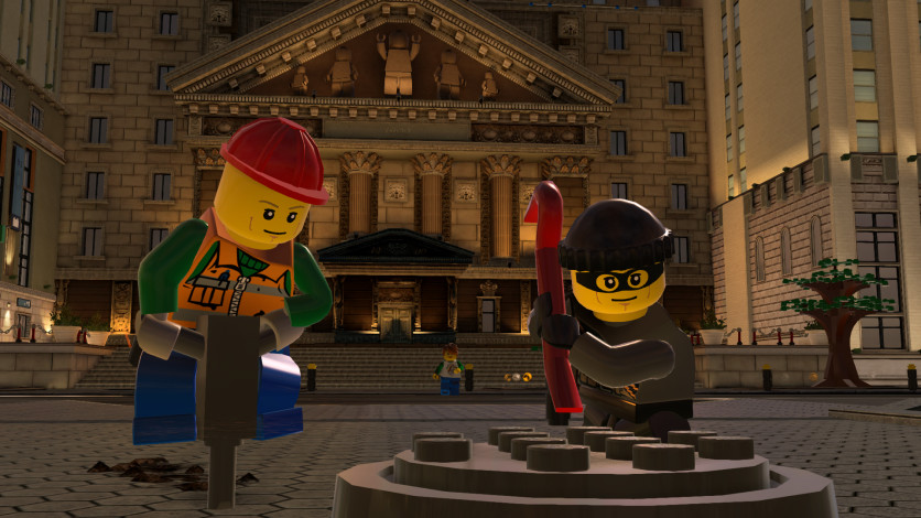 Screenshot 2 - LEGO City Undercover
