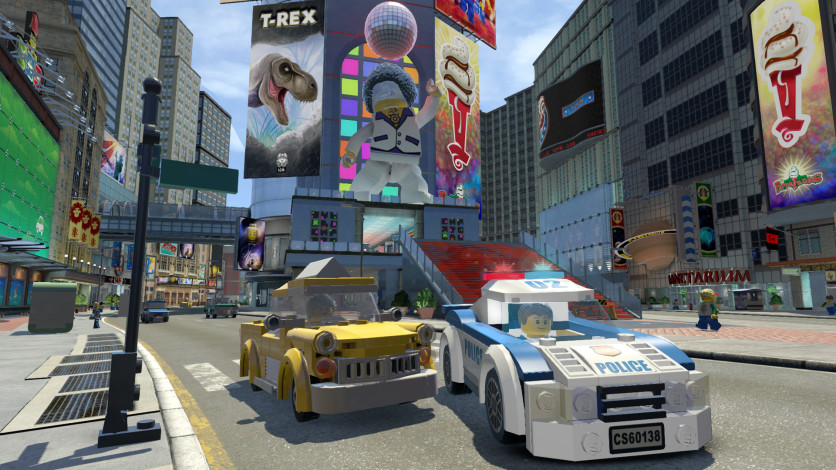 Screenshot 6 - LEGO City Undercover