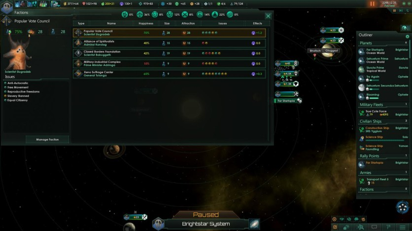 Screenshot 5 - Stellaris: Utopia