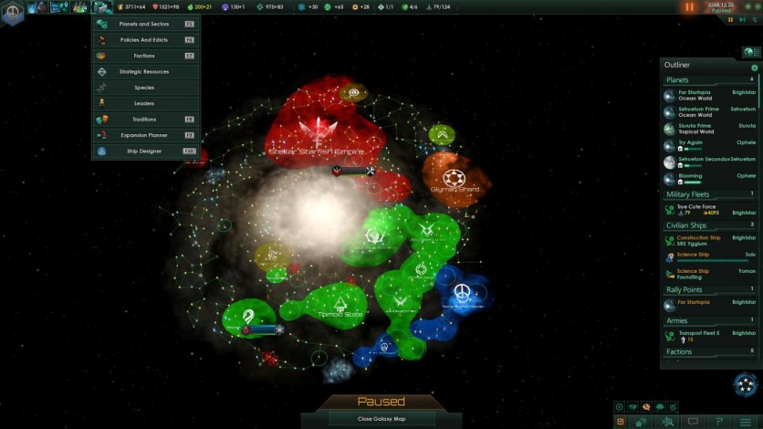 Screenshot 6 - Stellaris: Utopia