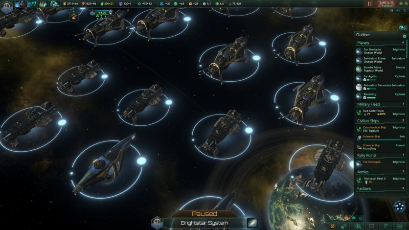 Screenshot 2 - Stellaris: Utopia