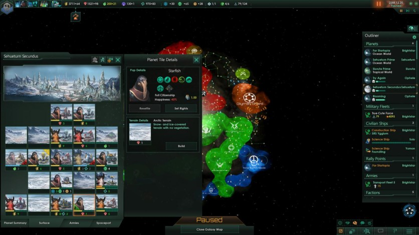 Screenshot 4 - Stellaris: Utopia
